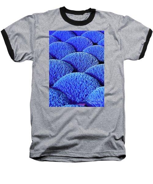 Blue Asia Sound Baseball T-Shirt