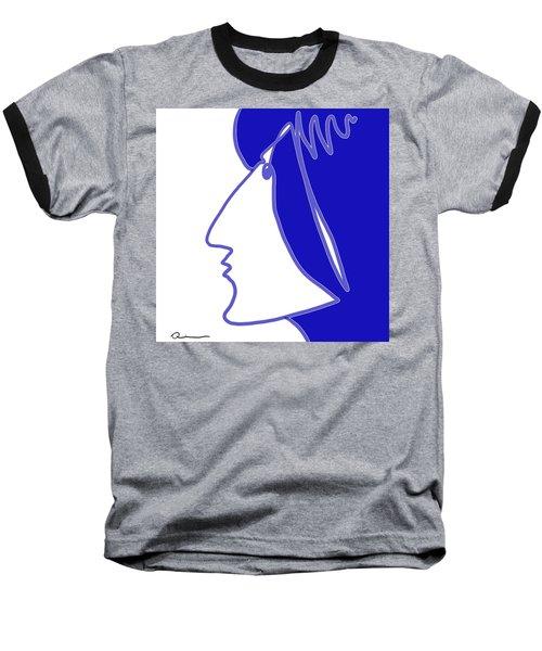 Blue Belle Baseball T-Shirt