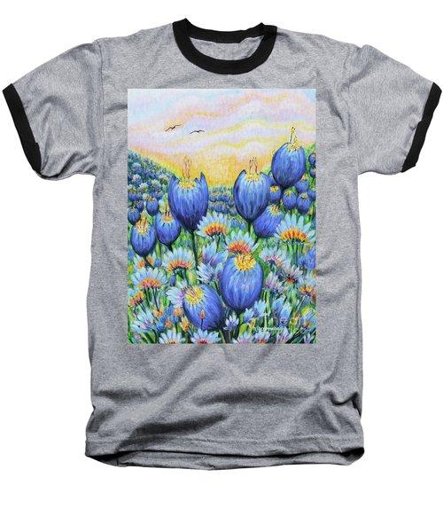 Blue Belles Baseball T-Shirt