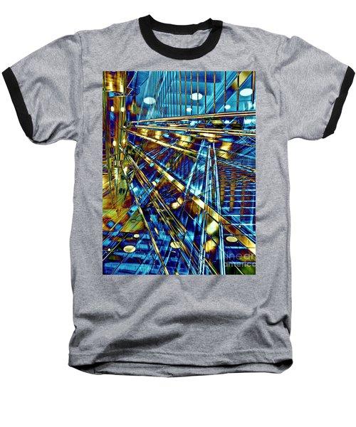 Blue Berlin Sound Baseball T-Shirt