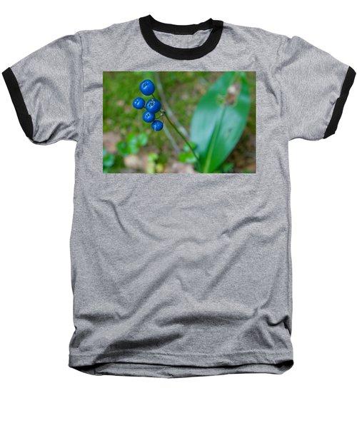 Blue Berries Baseball T-Shirt