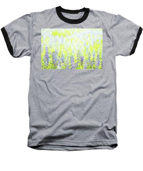 Blue Bonnet Impressions II Baseball T-Shirt