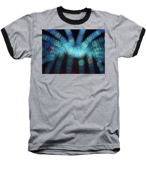 Blue Boogie Baseball T-Shirt