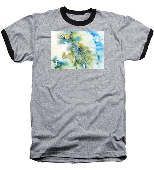 Blue Boy_ Elephant Baseball T-Shirt