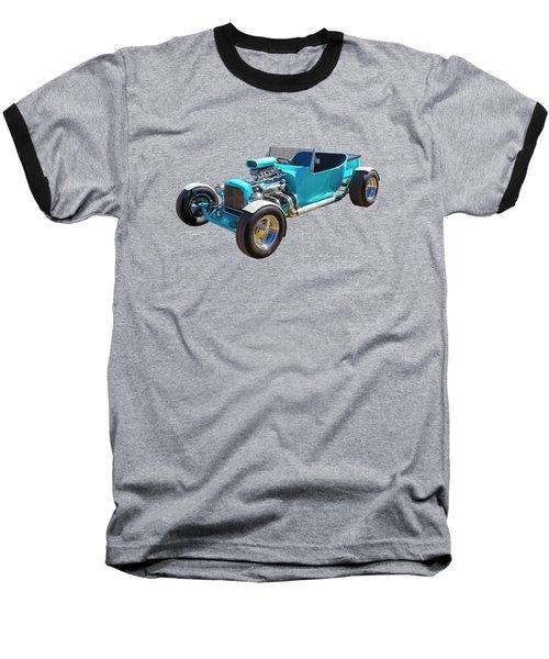 Blue Bucket Baseball T-Shirt