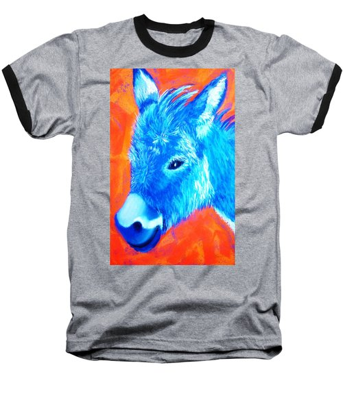Blue Burrito Baseball T-Shirt