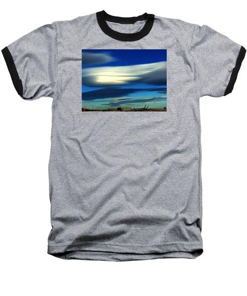 Blue Day Spain  Baseball T-Shirt
