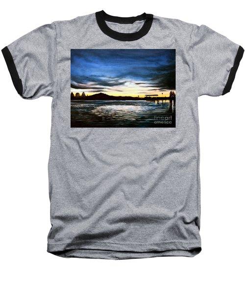 Blue Diablo Baseball T-Shirt