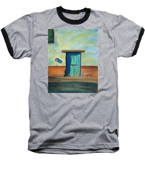 Blue Door Baseball T-Shirt