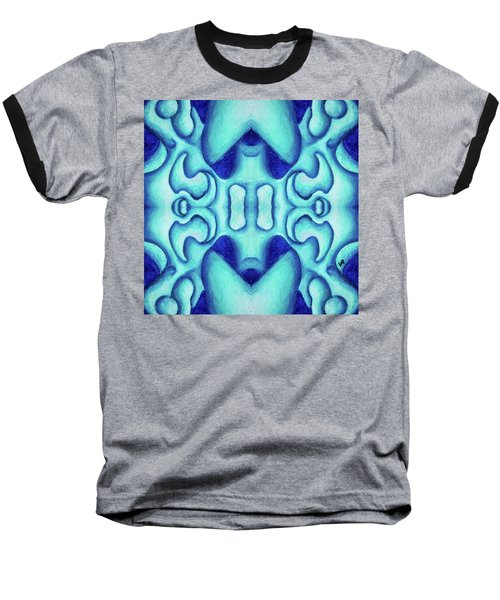 Blue Dream Baseball T-Shirt