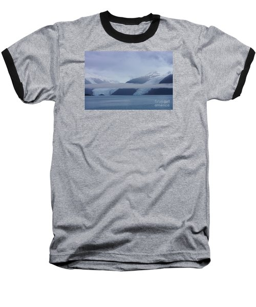 Blue Escape In Alaska Baseball T-Shirt