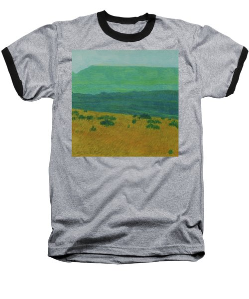 Blue-green Dakota Dream, 1 Baseball T-Shirt