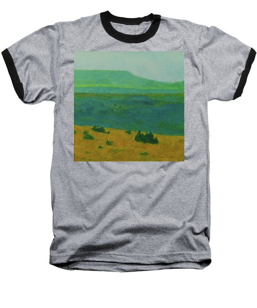 Blue-green Dakota Dream, 2 Baseball T-Shirt