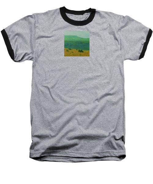 Blue-green Dakota Dream, 2 Baseball T-Shirt
