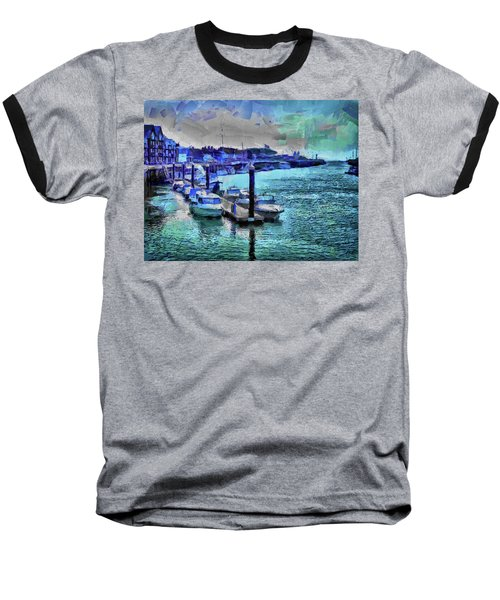 Blue Harbour Baseball T-Shirt