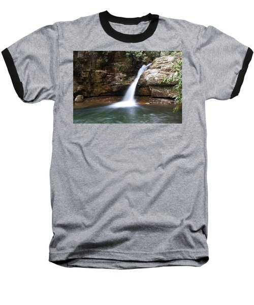 Blue Hole In Spring #1 Baseball T-Shirt by Jeff Severson