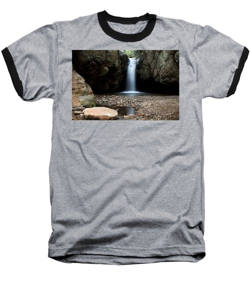 Baseball T-Shirt featuring the photograph Blue Hole In Spring #2 by Jeff Severson