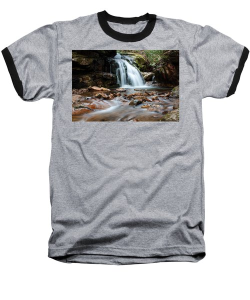 Baseball T-Shirt featuring the photograph Blue Hole In Spring #3 by Jeff Severson