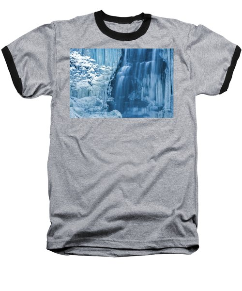 Blue Ice Baseball T-Shirt