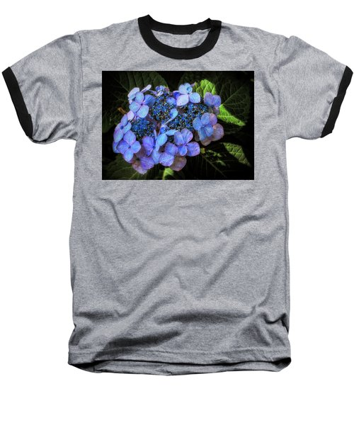 Blue In Nature Baseball T-Shirt