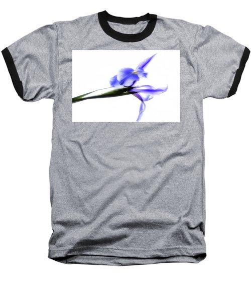 Blue Iris For Irma Baseball T-Shirt