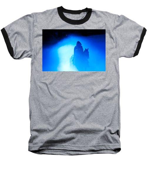 Blue Knight Baseball T-Shirt