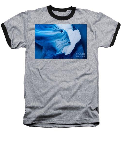 Blue Lagoon Baseball T-Shirt