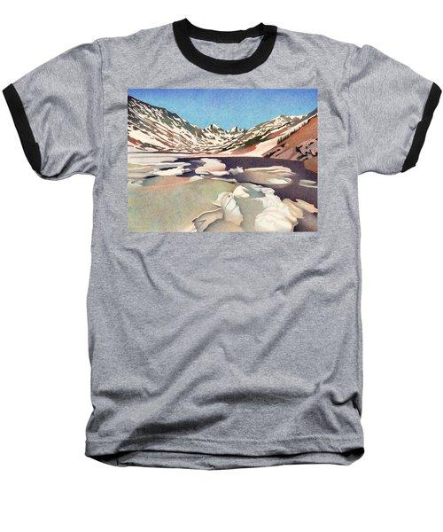 Blue Lakes Colorado Baseball T-Shirt