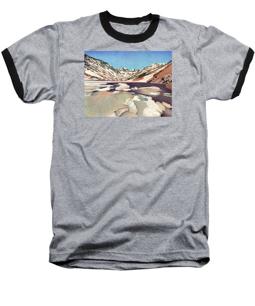 Blue Lakes Colorado Baseball T-Shirt