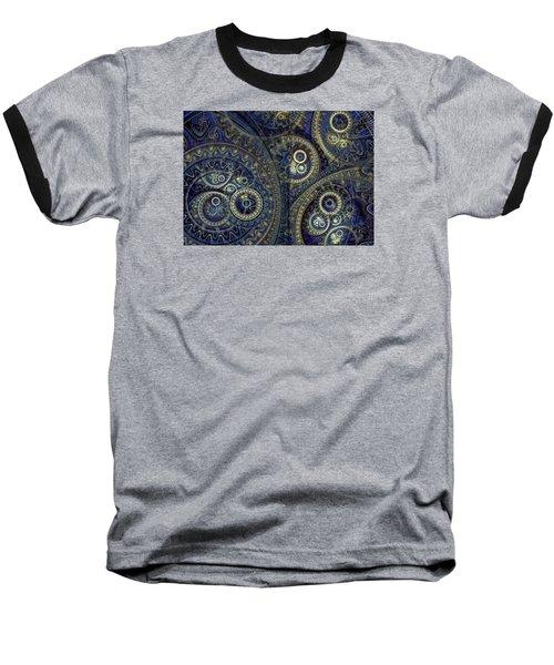 Blue Machine Baseball T-Shirt