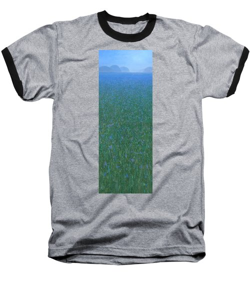 Blue Meadow 2 Baseball T-Shirt