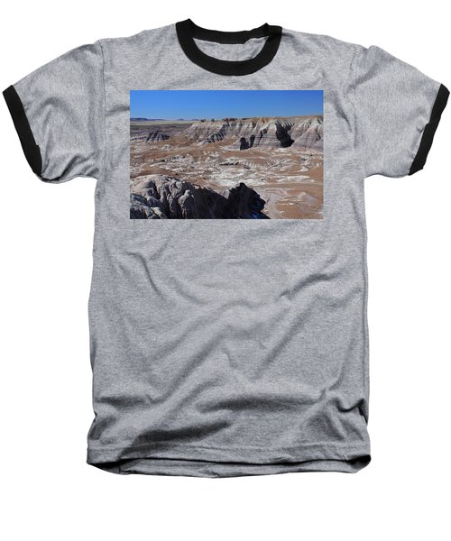 Baseball T-Shirt featuring the photograph Blue Mesa by Gary Kaylor