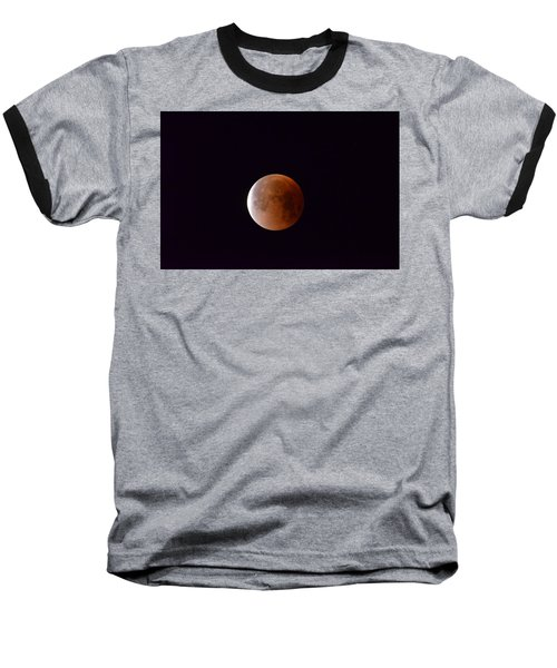 Blue Moon 1-31-18 Baseball T-Shirt
