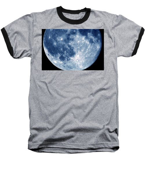 Blue Moon 7-31-15 Baseball T-Shirt