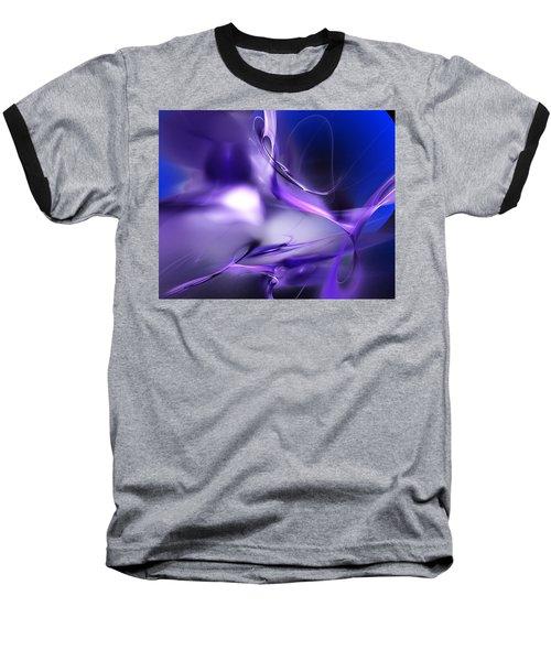 Blue Moon And Wine Spirits Baseball T-Shirt
