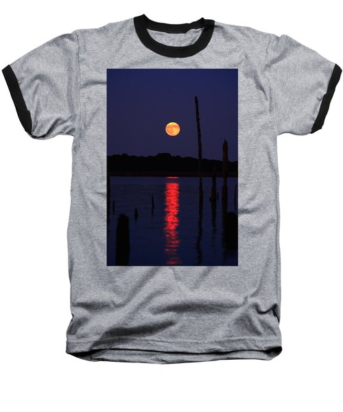 Blue Moon Baseball T-Shirt