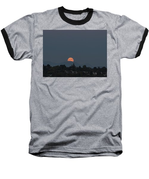 Blue Moon.1 Baseball T-Shirt