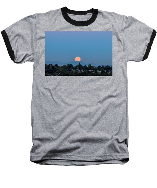 Blue Moon.2 Baseball T-Shirt