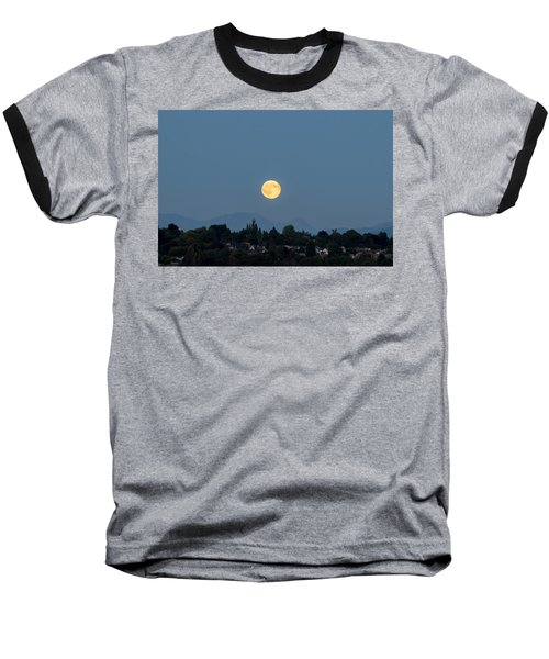 Blue Moon.3 Baseball T-Shirt