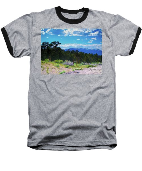 Blue Mountain West Baseball T-Shirt