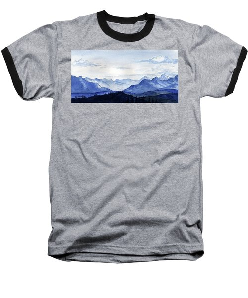 Blue Mountains Baseball T-Shirt