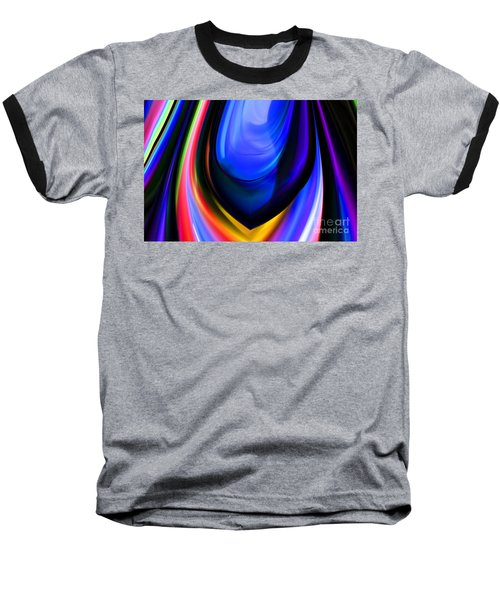 Blue Orb Baseball T-Shirt