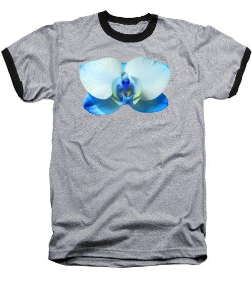 Blue Orchid 1 Baseball T-Shirt