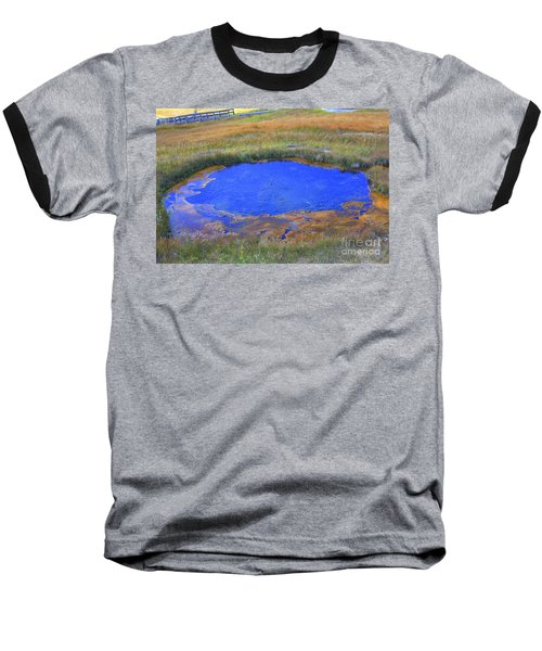 Blue Pool Baseball T-Shirt