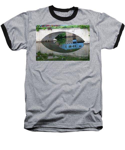 Blue Reflection Baseball T-Shirt