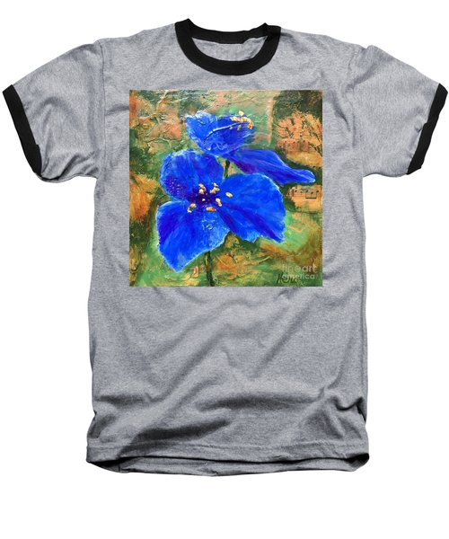 Blue Rhapsody Baseball T-Shirt