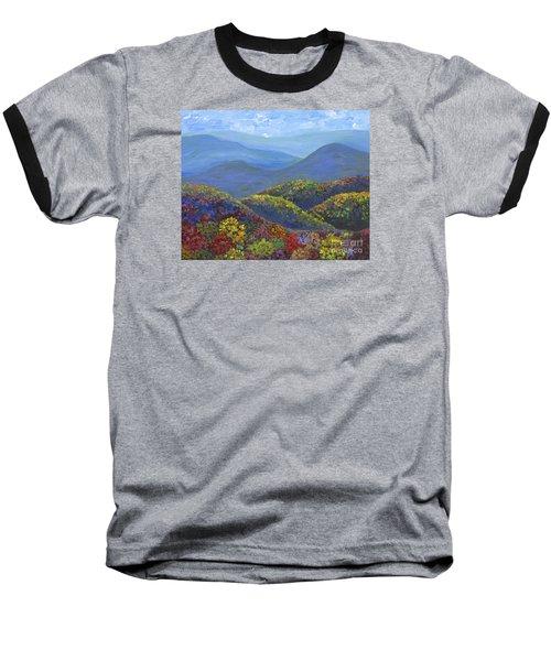 Blue Ridge Colors Baseball T-Shirt