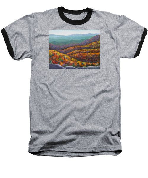 Blue Ridge Colors II Baseball T-Shirt