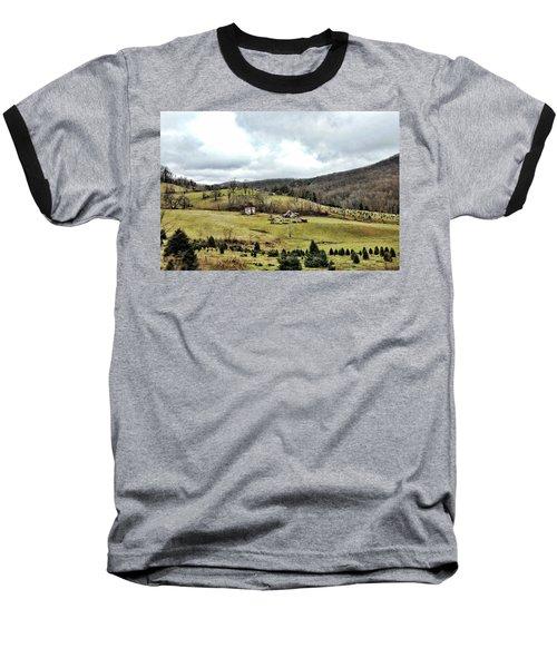 Blue Ridge Homestead Baseball T-Shirt