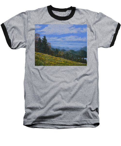 Blue Ridge Impression Baseball T-Shirt
